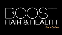 Boost by Claire