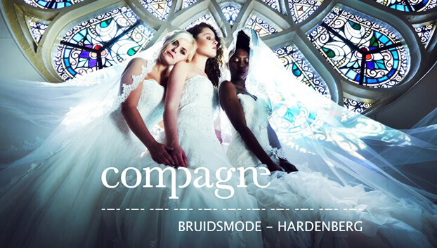 Compagne Bruidsmode