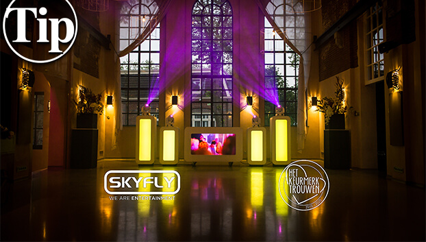 SKYFLY we are entertainment