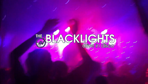 The Blacklights drive-in disco
