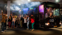 Tournado partybussen & events