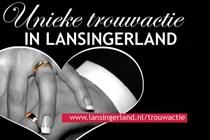 Unieke trouwactie in Lansingerland!