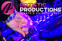 Artistic Productions, dj's & entertainers