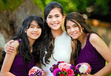 bruidsmeisjes_paars_trouwen