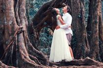 Jullie eigen, romantische huwelijksboom