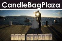 Candlebagplaza & bruiloftdecoratie