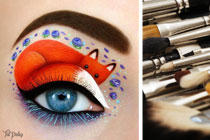 Trouwtrend; art of make up van Tal Peleg