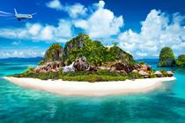 Huur een eiland voor je honeymoon!