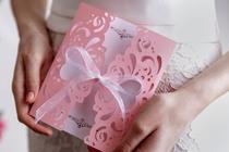 Welke tekst zet je op de trouwkaart?