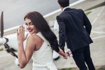 Begin je huwelijksreis in stijl! Boek een luxe suite van Air France