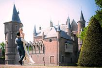 Jullie bruiloft op Kasteel Heeswijk