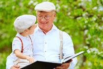 Speciale rol voor grootouders op bruiloft