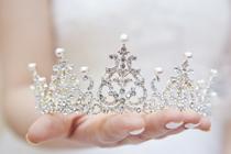 Het ontstaan van tiara's voor bruidjes