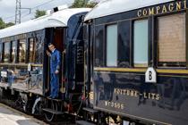 Op huwelijksreis met de trein