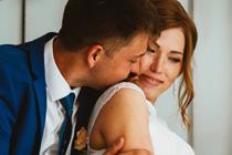 Accepteer dat er iets mis kan gaan op je trouwdag