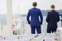 Bruidsmode voor mannen