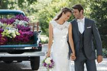 Trouwjurken passen bij Valkengoed Wedding Fashion Amersfoort
