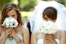Als weddingplanner hun eigen bruiloft plannen